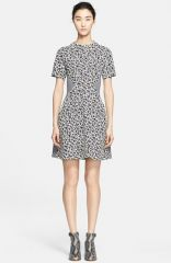 Thakoon Addition Print Fit andamp Flare Dress at Nordstrom