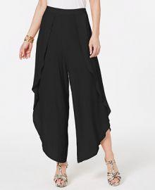 Thalia Sodi Tulip-Leg Pants  Created for Macy s   Reviews - Pants   Capris - Women - Macy s at Macys