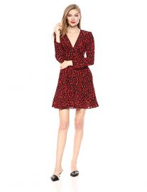 The Kooples Leopard Dress at Amazon