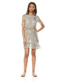 The Kooples Western Flower Dress at Amazon
