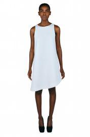 The Asymmetrical Cone Dress by Denzel Parris at Denzel Parris