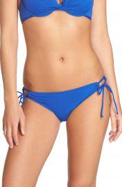 The Bikini Lab Side Tie Bikini Bottoms at Nordstrom