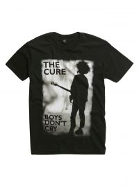 The Cure Boys Don\'t Cry T-shirt at Hot Topic