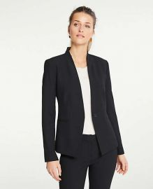 The Cutaway Blazer at Ann Taylor
