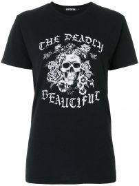 The Deadly Beautiful T-shirt at Farfetch