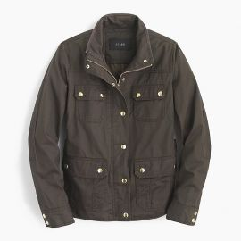 The Downtown Field Jacket by J.Crew at J.Crew