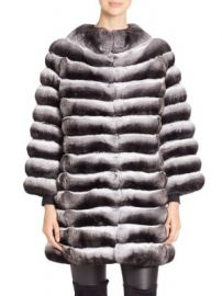 The Fur Salon - Chinchilla Fur Jacket at Saks Fifth Avenue