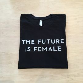 The Future is Female T-shirt by Otherwild at Otherwild