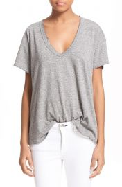 The Great U-Neck Tee at Nordstrom