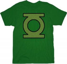 The Green Lantern Tee at TV Store Online
