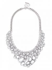 The Heartbreaker Bib Necklace at Baublebar