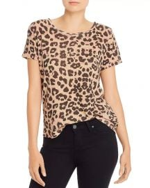 The Itty Bitty Sinful Leopard Print Tee at Bloomingdales