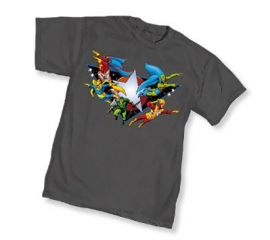 The Justice League II Tshirt at TV Store Online
