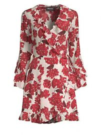 The Kooples - Hortensia Floral Dress at Saks Fifth Avenue