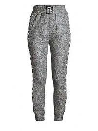 The Kooples - Sweet Fleece Sweatpants at Saks Fifth Avenue
