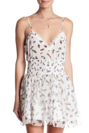 The Kooples Feather Print Camisole at Nordstrom Rack