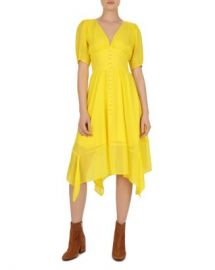 The Kooples Georgette Midi Dress  Women - Bloomingdale s at Bloomingdales