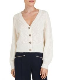 The Kooples Heart Shaped-Button Cardigan Women - Bloomingdale s at Bloomingdales