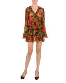 The Kooples Jungle Flowers Dress Women - Bloomingdale s at Bloomingdales