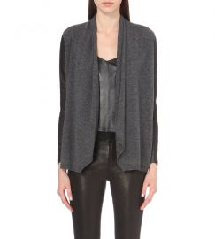The Kooples Wool and Cashmere Blend Cardigan at Selfridges