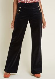 The Madison Pant in Black by Modcloth at Modcloth