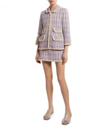 The Marc Jacobs The Tweed Suit Jacket at Neiman Marcus