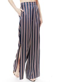 The Miles Pant Ink Stripe at Cami NYC