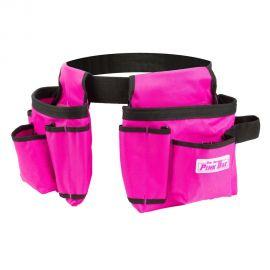 The Original Pink Box PB2BELT Tool Belt  10-Pocket  Pink at Amazon