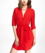 The Portofino Shirtdress at Express