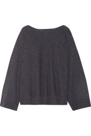 The Row   Minola cashmere sweater at Net A Porter