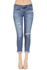 The Stilt Roll Up Jeans at AG Jeans