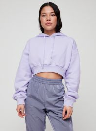 The Super Crop Hoodie at Aritzia