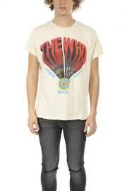 The Who Long Live Rock Tee at Blue & Cream