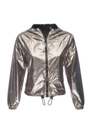 The medal-winning running jacket at Good American