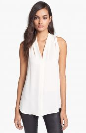 Theory   x27 Hylin  x27  Silk Top at Nordstrom