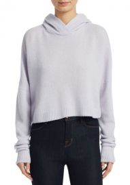 Theory Cashmere Hooded Sweater Women - Bloomingdale s at Bloomingdales
