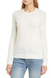 Theory Crewneck Cashmere Sweater   Nordstrom at Nordstrom
