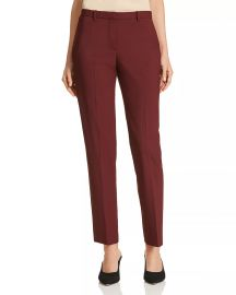 Theory Hartsdale Classic Pants Women - Bloomingdale s at Bloomingdales
