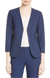 Theory Lindrayia B Good Wool Suit Jacket  at Nordstrom