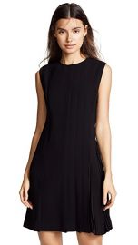Theory Pleated Day Dress at Shopbop