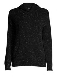 Theory - Donegal Cashmere Hoodie at Saks Fifth Avenue