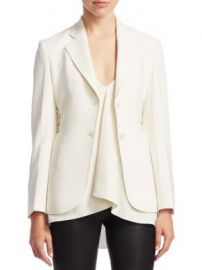 Theory - Laced Admiral Blazer at Saks Fifth Avenue