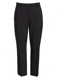 Theory - Treeca2 Pinstripe Suit Pants at Saks Fifth Avenue