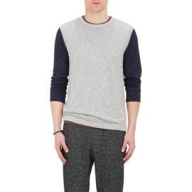 Theory Billey B Long-Sleeve T-shirt at Barneys