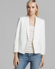Theory Blazer - Lynn Checklst at Bloomingdales