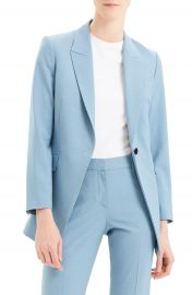 Theory Etienette B Good Wool Suit Jacket   Nordstrom at Nordstrom