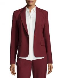 Theory Gabe N Edition Wool Jacket at Neiman Marcus