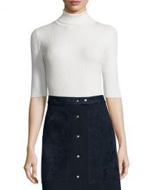Theory Leenda Turtleneck Sweater at Neiman Marcus
