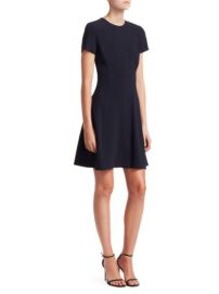 Theory Modern Seamed Dress at Saks Fifth Avenue