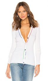 Theory Multi Color Cardigan in Ivory from Revolve com at Revolve